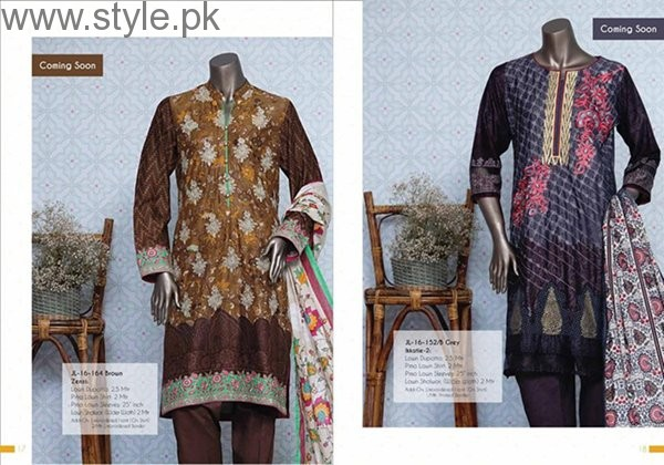 Junaid Jamshed Eid Ul Azha Dresses 2016 For Women006