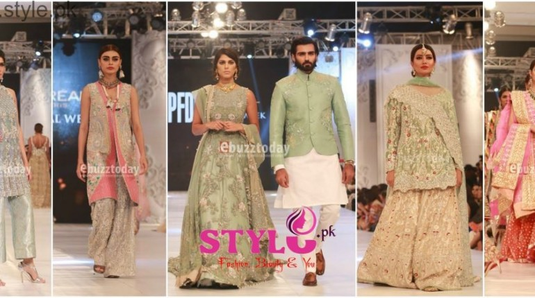 L'Oreal PFDC Paris Bridal Week 2016 Day 1 Pictures
