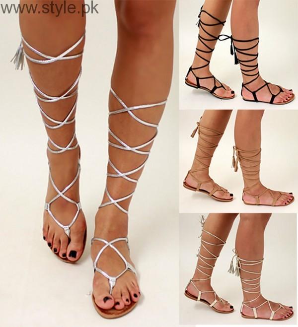 Latest Gladiator Sandals 2016 (2)