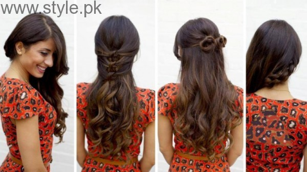 Latest Hairstyles for Eid 2016 (15)