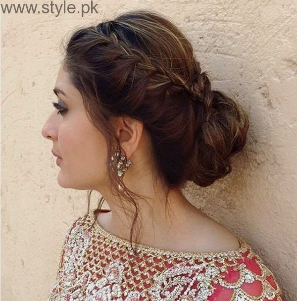 Latest Hairstyles for Eid 2016 (16)