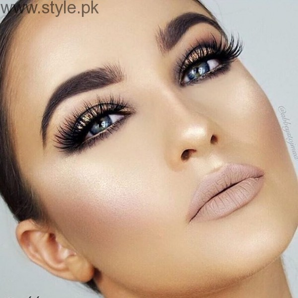 Latest Makeup Ideas 2016 for Eid (12)