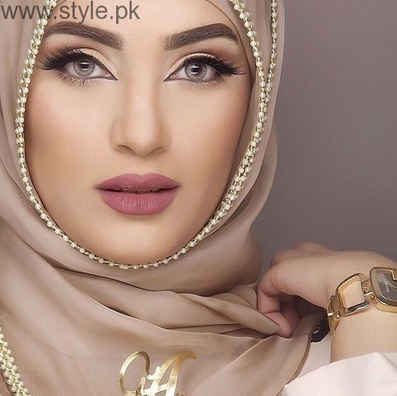 Latest Makeup Ideas 2016 for Eid (14)
