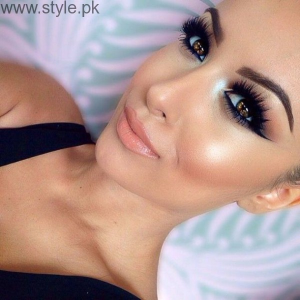 Latest Makeup Ideas 2016 for Eid (17)