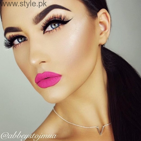 Latest Makeup Ideas 2016 for Eid (2)