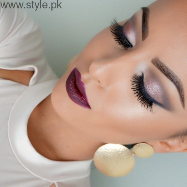 Latest Makeup Ideas 2016 for Eid (8)