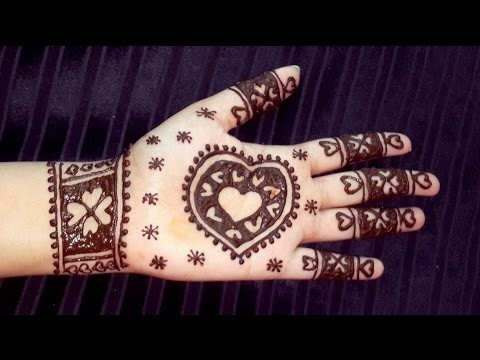 Latest Mehndi Designs 2016 for Kids (5)