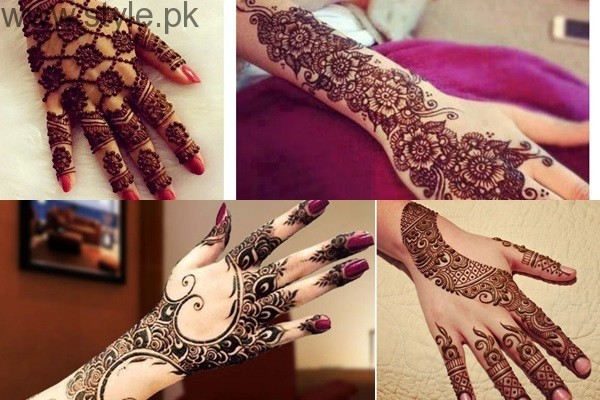 Latest Mehndi Designs for Eid-ul-Azha 2016 | Style.Pk