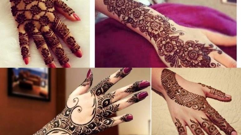 See Latest Mehndi Designs for Eid-ul-Azha 2016
