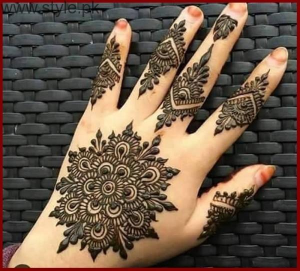 Latest Mehndi Designs for Eid-ul-Azha 2016 (21)