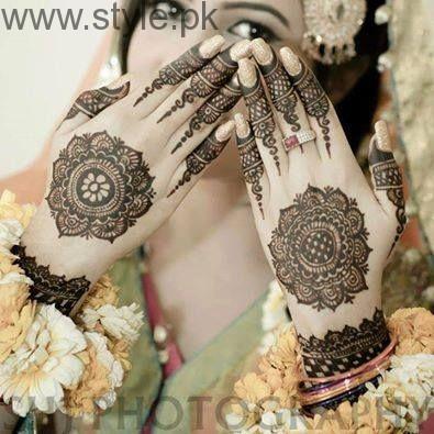 Latest Mehndi Designs for Eid-ul-Azha 2016 (22)