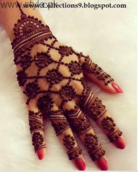 Mehndi Designs New Models : New henna mehndi designs eid craftionary male models picture