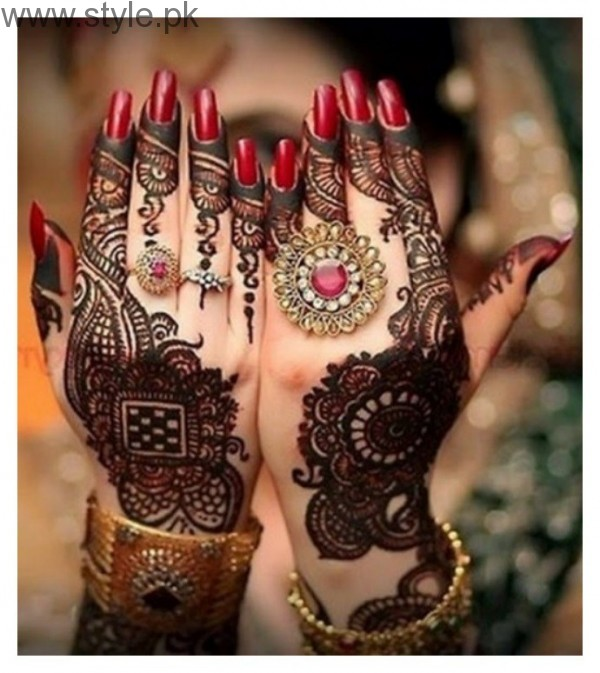 Latest Mehndi Designs for Eid-ul-Azha 2016 (9)
