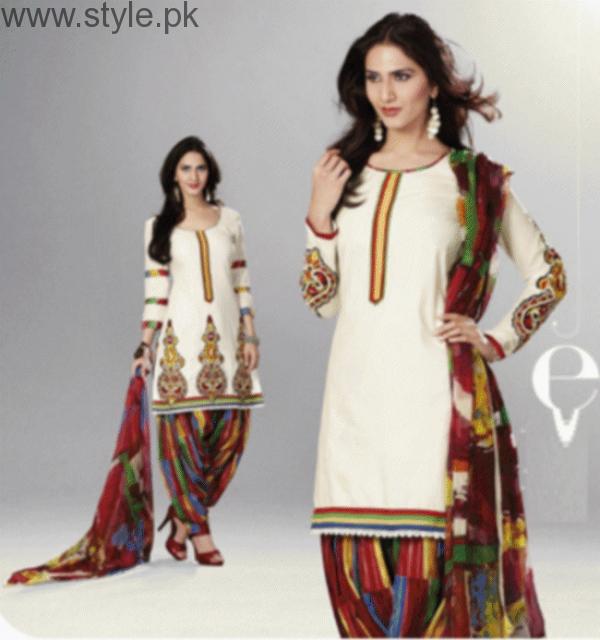 Latest Pakistani Eid Dresses 2016 (1)