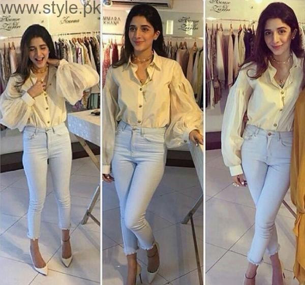 Mawra Hocane Stylish Look