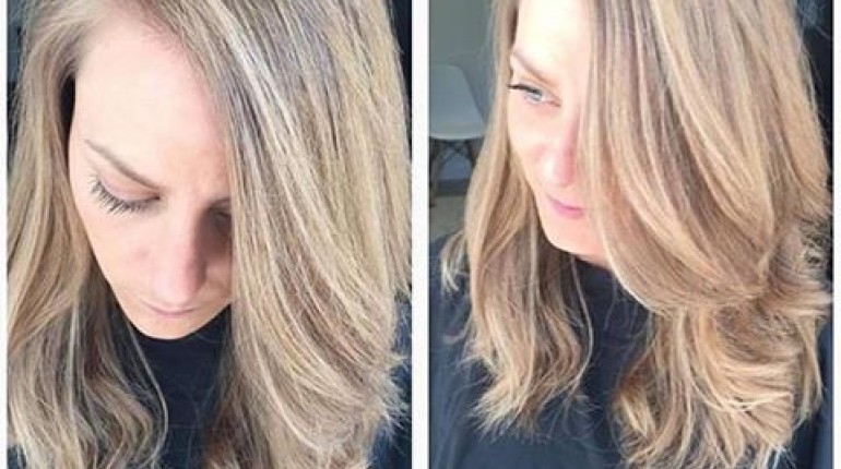 Micro Foiling The New Hair Color Trend 2016 Stylepk