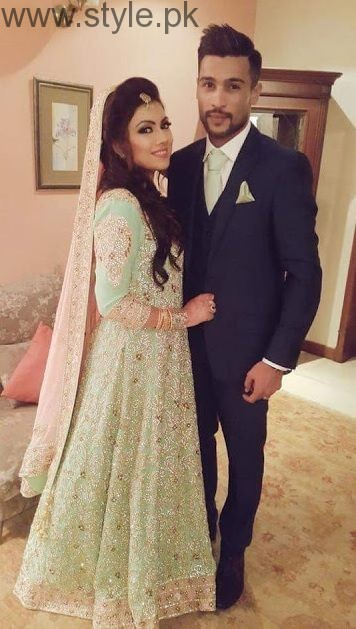 Mohammad Amir's Complete Wedding Pictures (17)