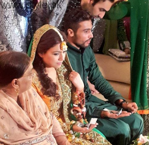 Mohammad Amir's Complete Wedding Pictures (23)