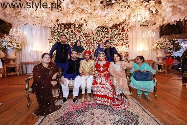 Mohammad Amir's Complete Wedding Pictures (28)