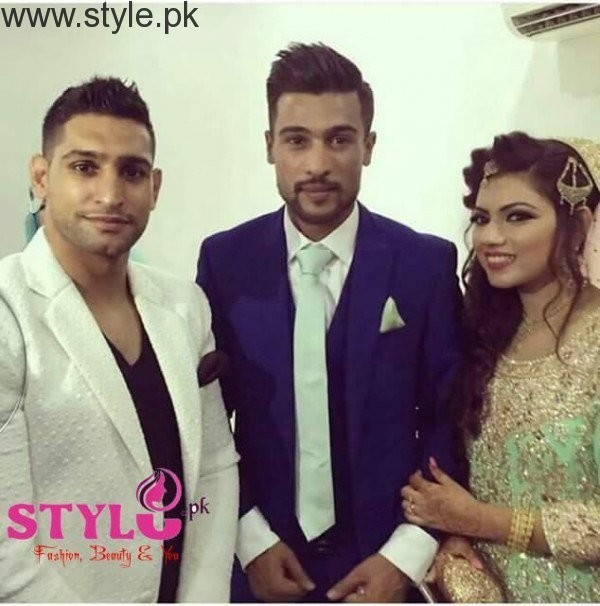 Mohammad Amir's Complete Wedding Pictures (31)