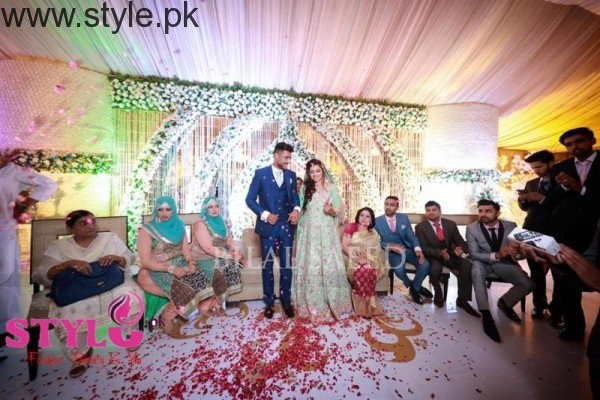 Mohammad Amir's Complete Wedding Pictures (32)
