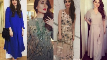 See Mommy To Be Kareena Kapoor's Breathtaking Looks