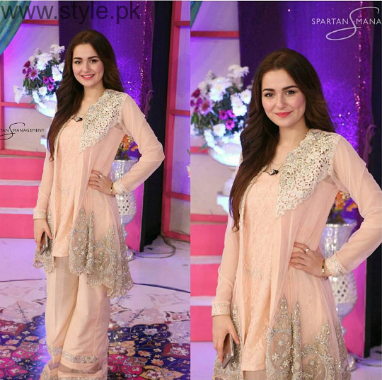 New Comer Hania Amir's Biography and Pictures (4)
