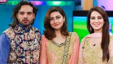 Noman Javaid Jana Malik Morning Show