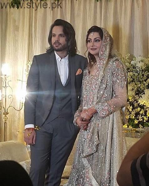 Noman Javed and Jana Malik Marriage