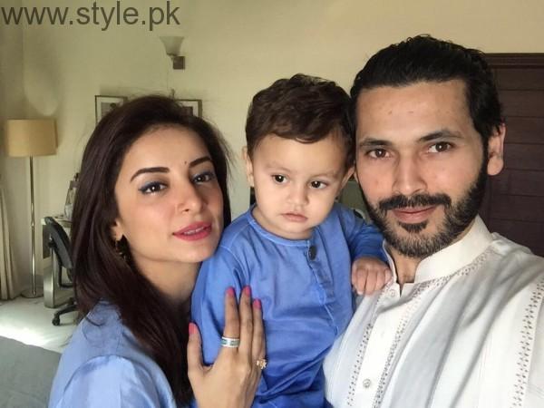 Pakistani Celebrities on Eid-ul-Azha 2016 Day 2 (4)
