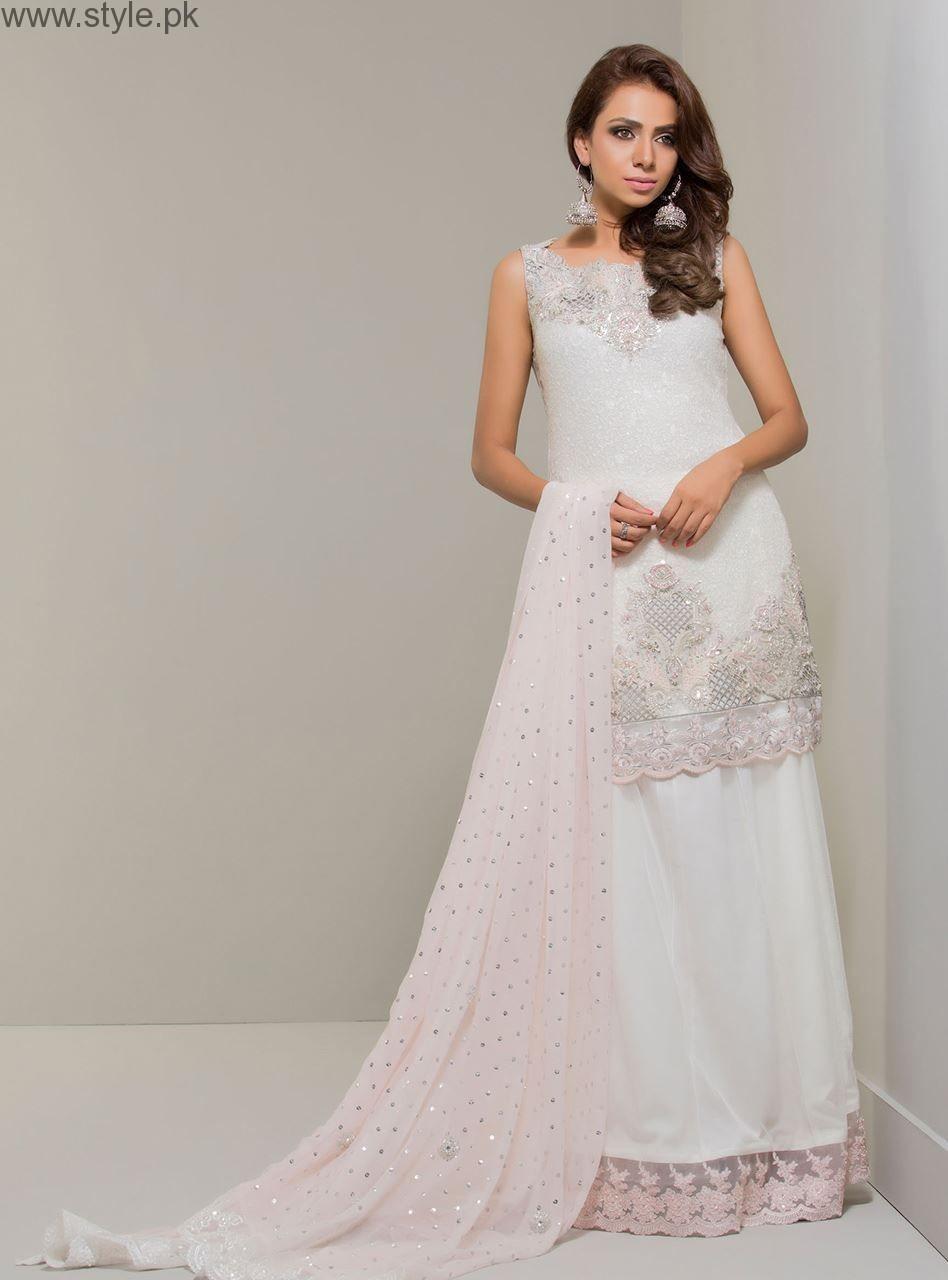 Wedding Dresses For Teens 73 Trend Pakistani White Dresses for