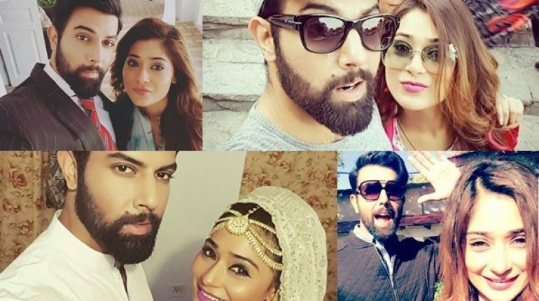 See Recent Clicks of Indian Actress Sara Khan and Noor Hassan