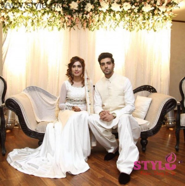 Sabrina Furqan and Furqan Qureshi Wedding Pictures