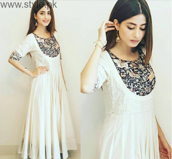 Sajal Ali's 10 Best Dresses (6)