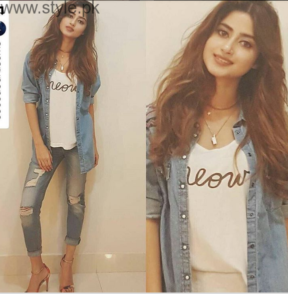 Sajal Ali's 10 Best Dresses (9)