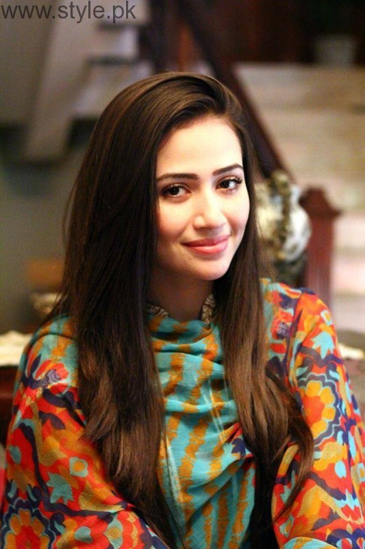 Sana Javed Pakistani Actress