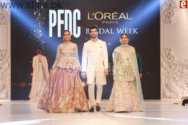 Sania Maskatia at PFDC L'Oreal Paris Bridal Week 2016 Day 1 000