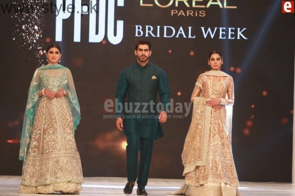 Sania Maskatia at PFDC L'Oreal Paris Bridal Week 2016 Day 1