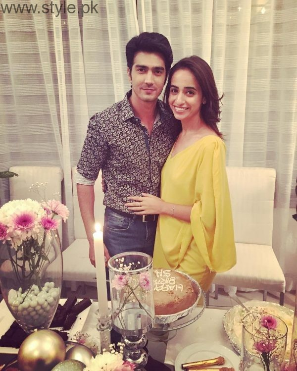 See Shehzad Sheikh's Birthday celebrations