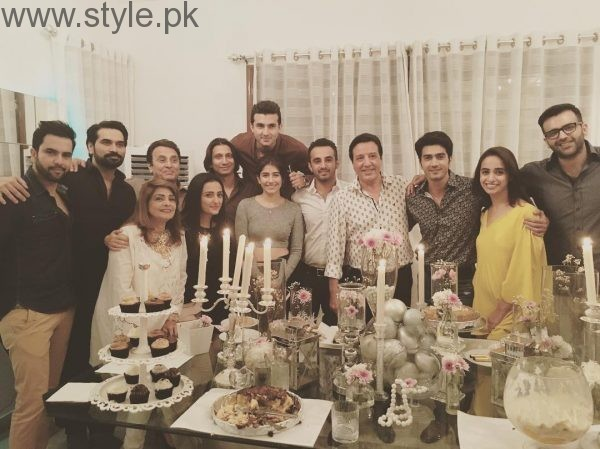 Shehzad Sheikh's Birthday celebrations (2)
