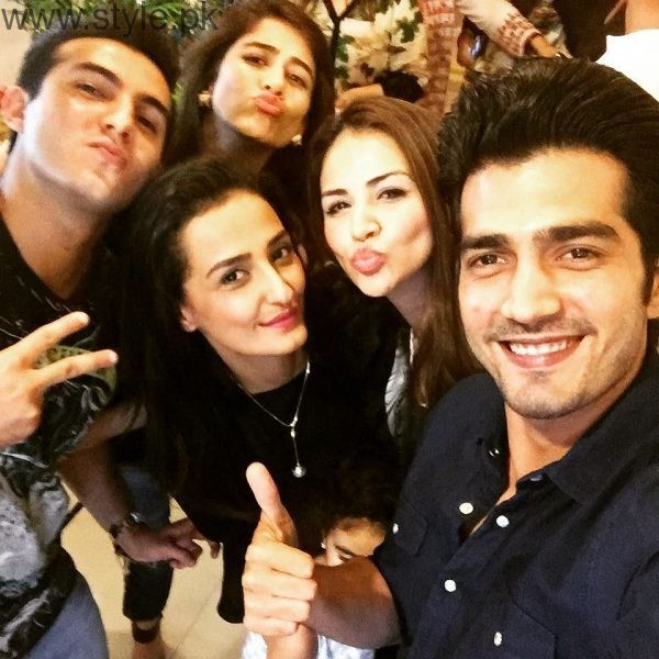 Shehzad Sheikh's Birthday celebrations (3)