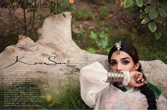 Sonya Hussain's Hot Photoshoot for YBQ (1)