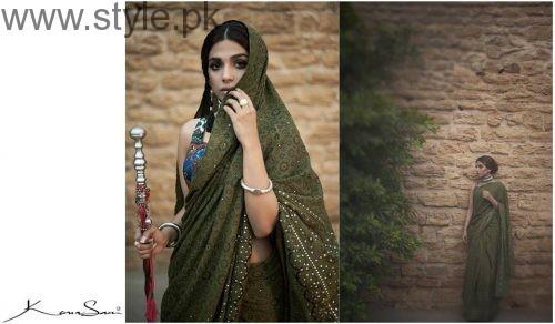 Sonya Hussain's Hot Photoshoot for YBQ (3)
