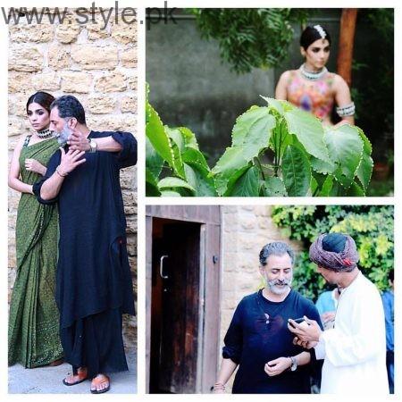Sonya Hussain's Hot Photoshoot for YBQ (5)