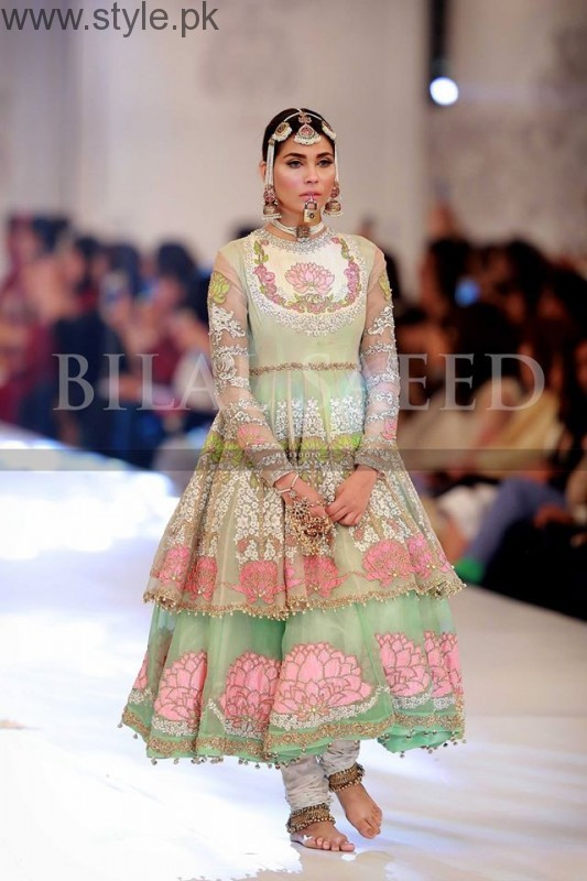 10 Best Dresses at PFDC L'Oréal Paris Bridal Week 2016