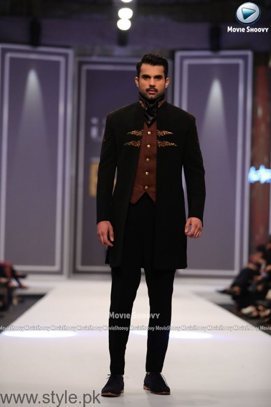 Aamir Adnan Collection at FPW2016