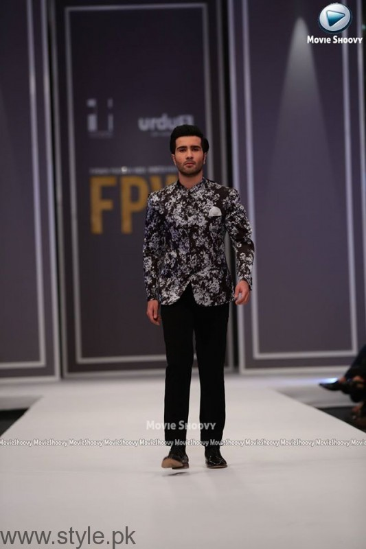 Aamir Adnan Collection at Fashion Pakistan Week 2016