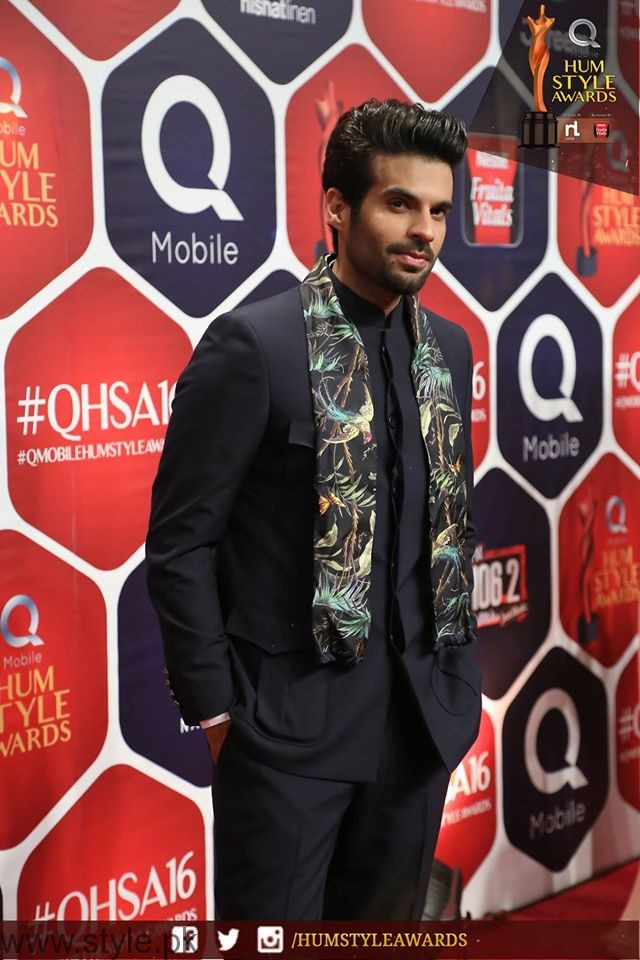 Adnan Hum TV Style Awards