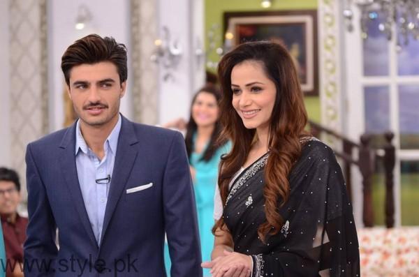 Arshad Khan Chai Wala Modelling Good Morning Pakistan