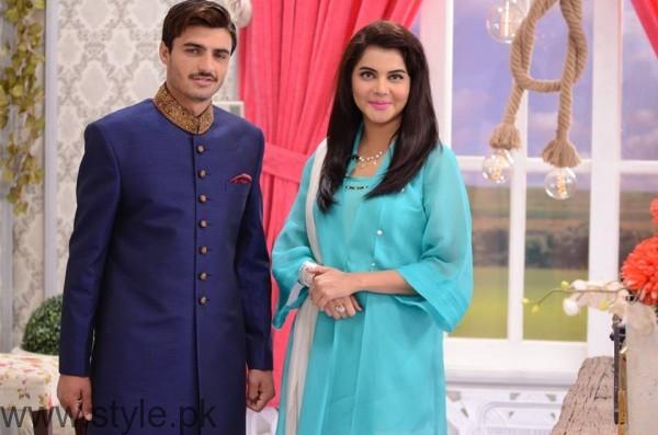 Arshad Khan The Famous Chai Wala in Good Morning Pakistan with Nida Yasir